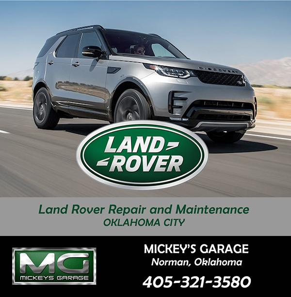 land rover repair oklahoma city